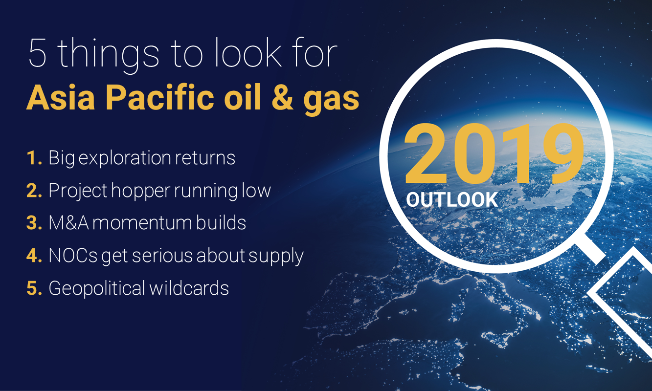 5 things apac oil and gas 2019