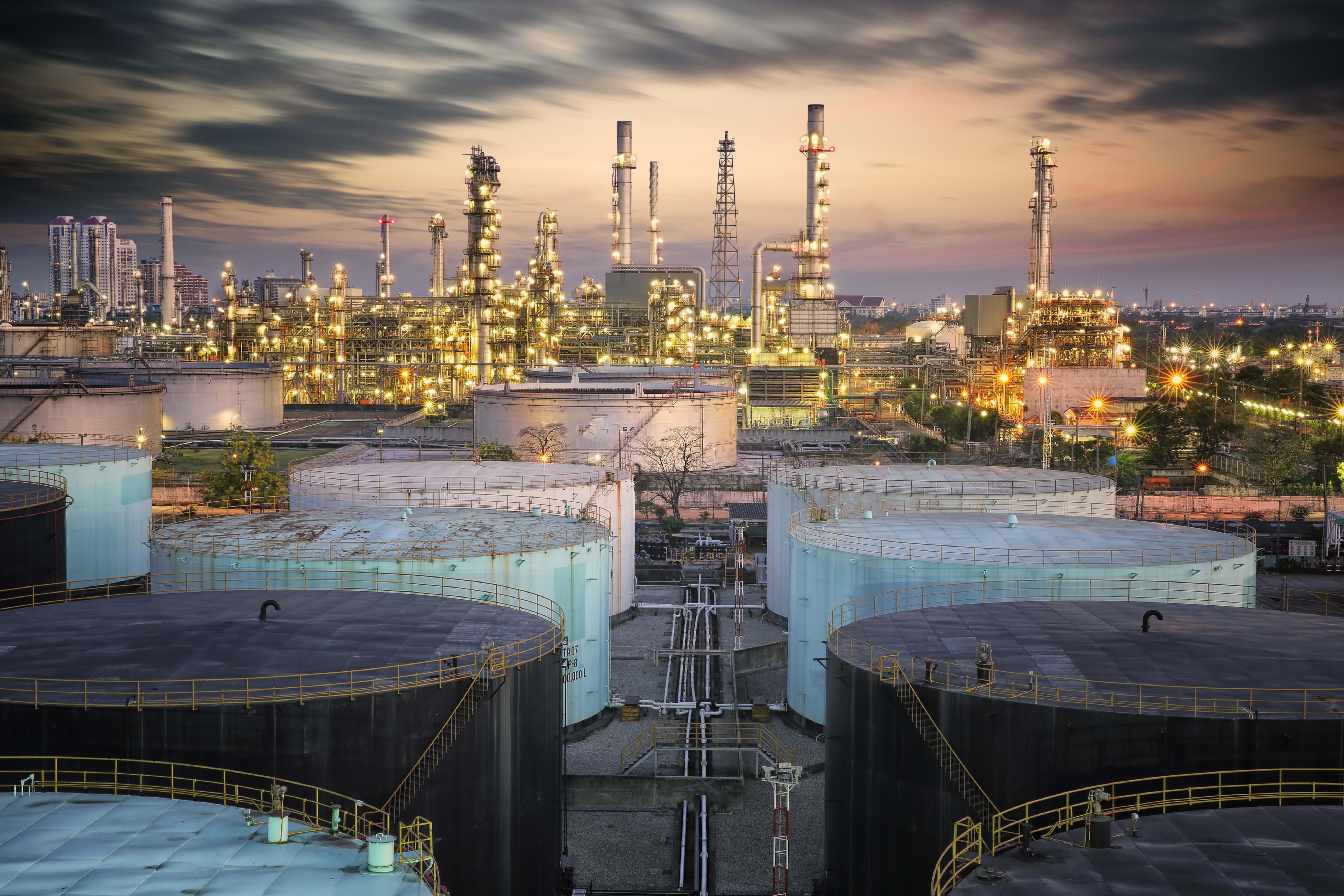 Refinery Industrial Load